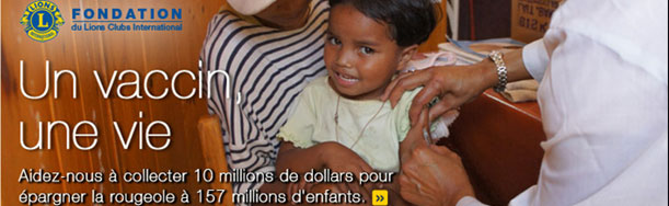 Lions Club Actions Internationales