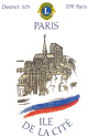 Logo Lions Club Paris