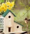 Nichoir oiseau ++